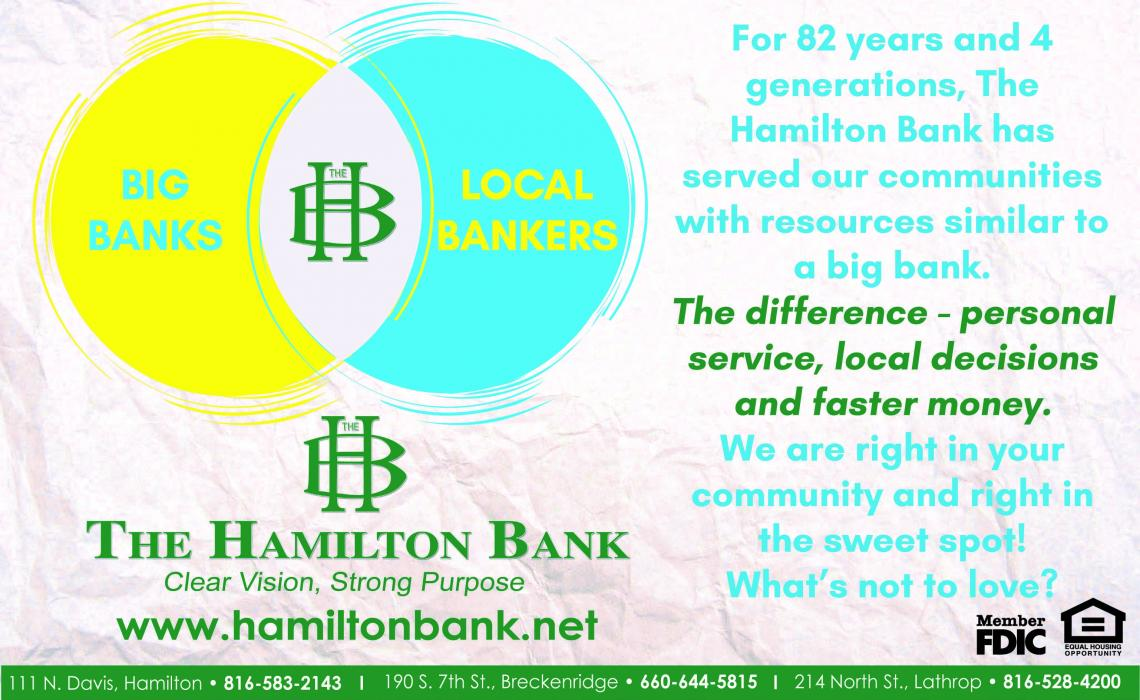 The Hamilton Bank